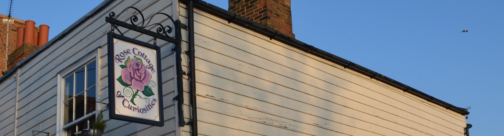 Rose Street Cottage of Curiosities