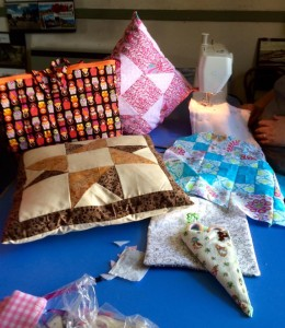 Patchwork goodies