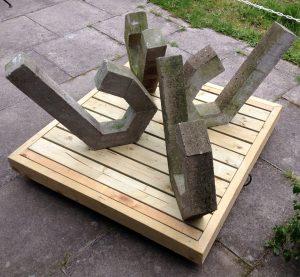 Dan Nash Wings Sculpture